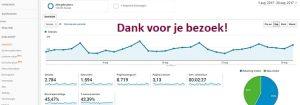 bezoekstatistiek danskalender